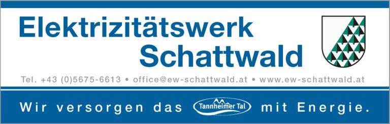 Logo Elektrizitätswerke Schattwald
