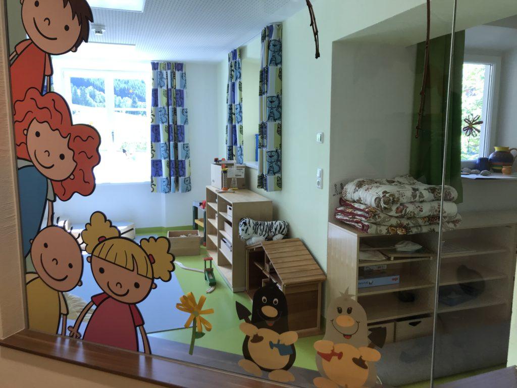 Kindergarten Bauecke